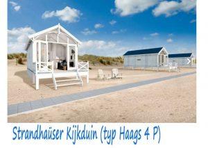 Strandhäuser Kijkduin typ Haags Roompot