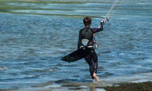 Kitesurfen Julianadorp aan Zee
