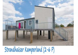 Strandhäuser Kamperland Roompot