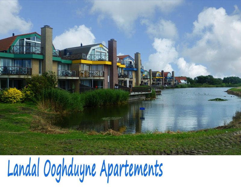 Landal Oogduyne Apartements