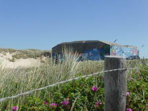 Bunker Julianadorp aan Zee.