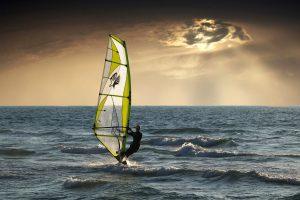 Windsurfen Julianadorp aan Zee