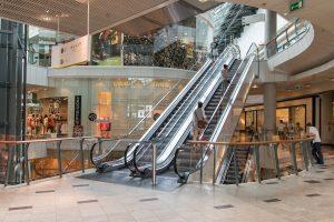 Shoppingcenter in Julianadorp