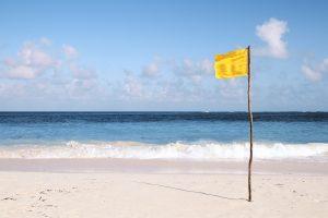 Strandflaggen