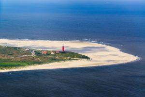 Spazieren in den Wäldern von Texel Julianadorp aan Zee