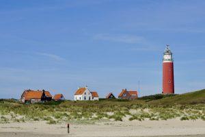 Spazieren auf Texel